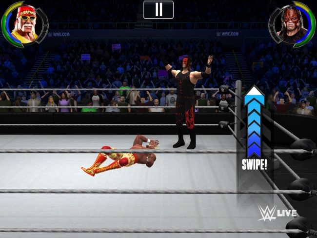 WWE 2K - Screenshots - Bild 5