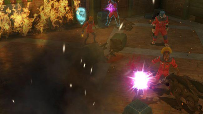 Shadowrun Chronicles: Boston Lockdown - Screenshots - Bild 13