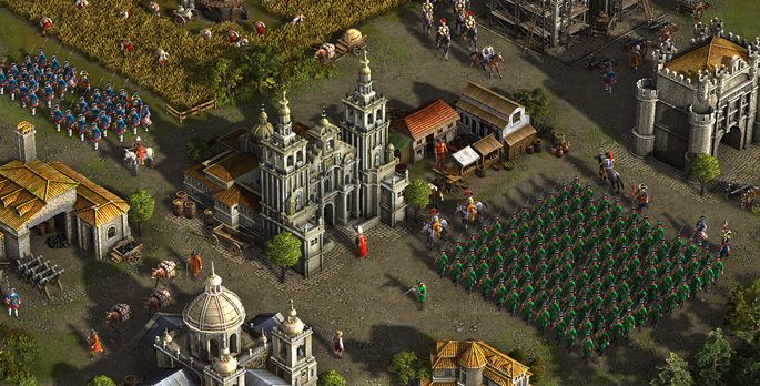 Cossacks 3 - Test