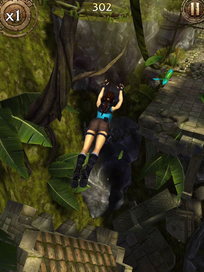 Lara Croft: Relic Run - Screenshots - Bild 14