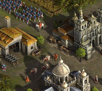 Cossacks 3 - Screenshots
