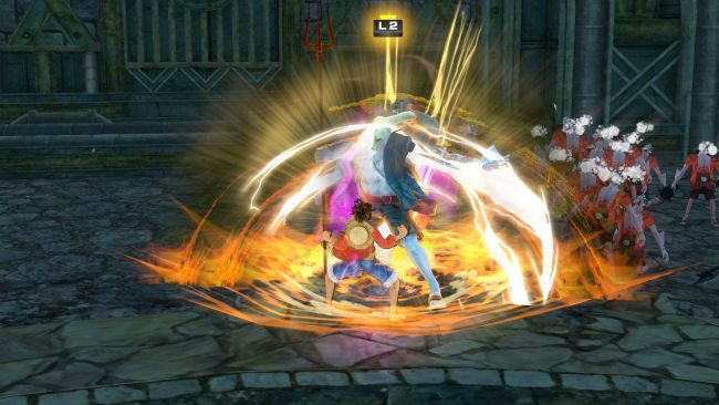 One Piece: Pirate Warriors 3 - Screenshots - Bild 26