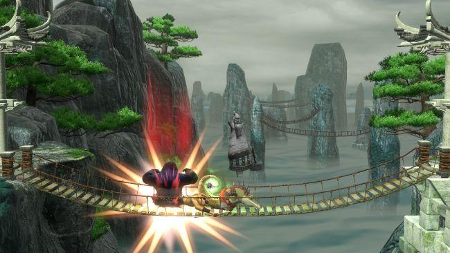 Kung Fu Panda: Showdown of Legendary Legends - Screenshots - Bild 5
