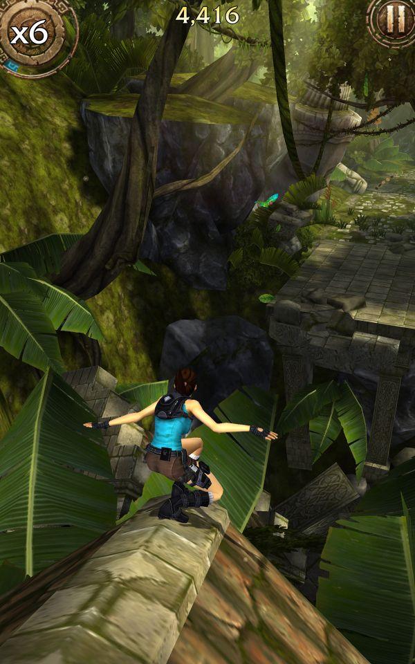 Lara Croft: Relic Run - Screenshots - Bild 2