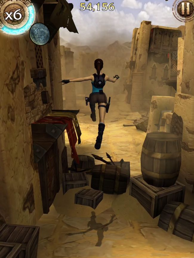 Lara Croft: Relic Run - Screenshots - Bild 23