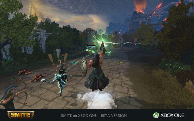 Smite - Screenshots - Bild 4