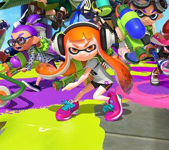 Splatoon - Test