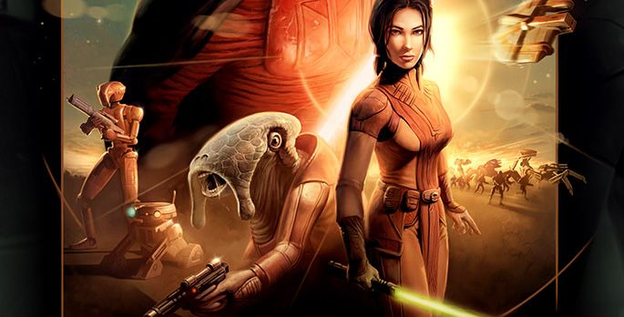 Star Wars: Knights of the Old Republic - Test