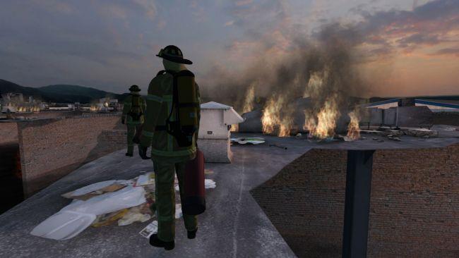 Flughafen-Feuerwehr: Die Simulation - Screenshots - Bild 4