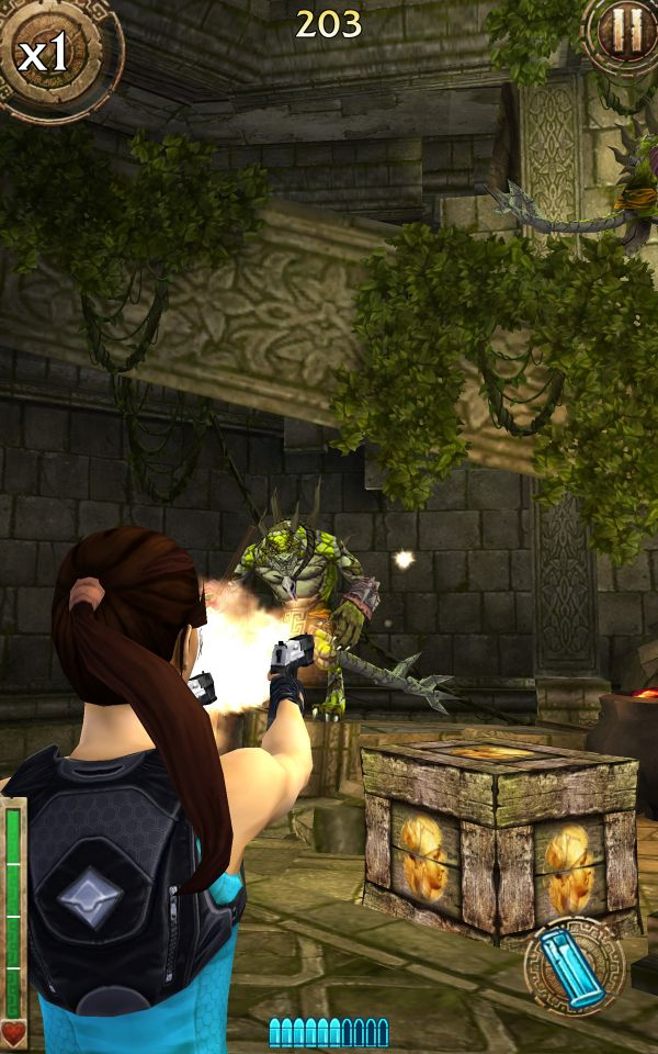 Lara Croft: Relic Run - Screenshots - Bild 8