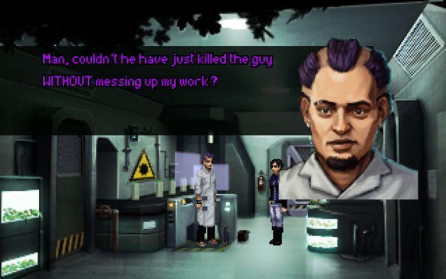 Technobabylon - Screenshots - Bild 7