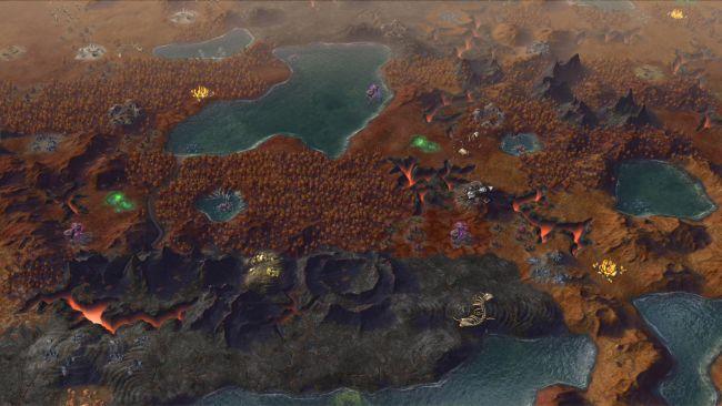 Sid Meier's Civilization: Beyond Earth - Rising Tide - Screenshots - Bild 1