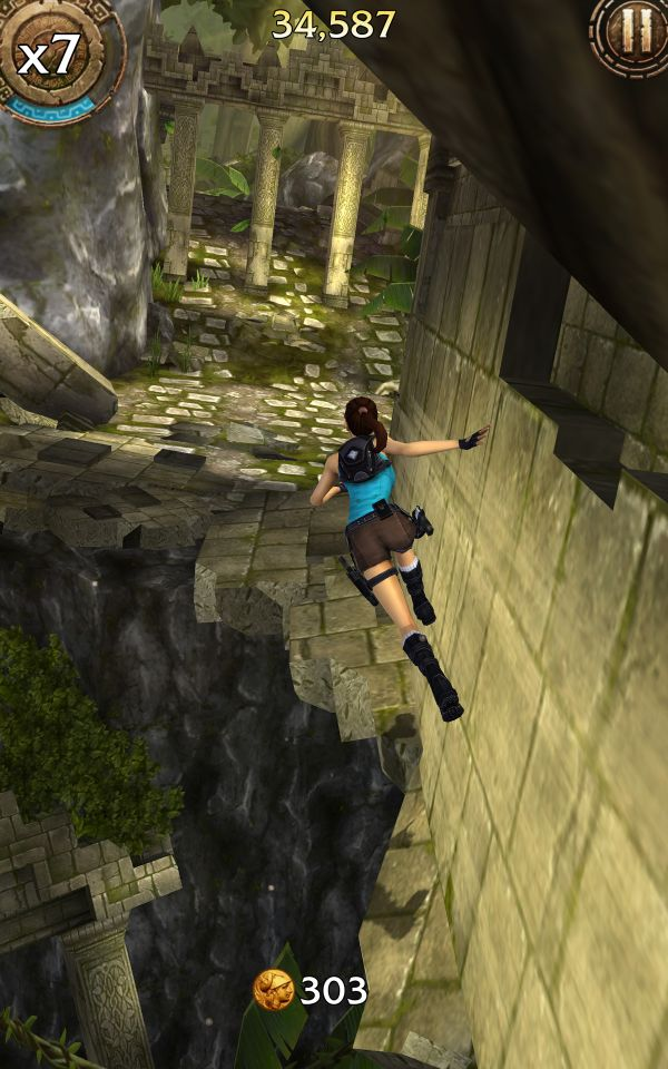 Lara Croft: Relic Run - Screenshots - Bild 3