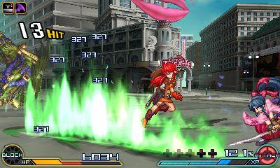 Project X Zone 2 - Screenshots - Bild 22