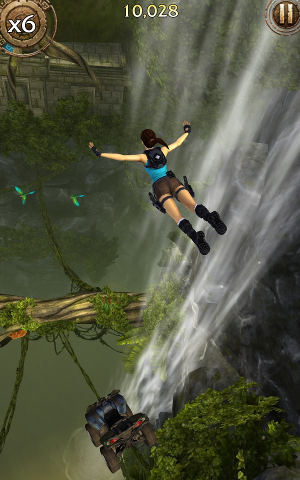 Lara Croft: Relic Run - Screenshots - Bild 5