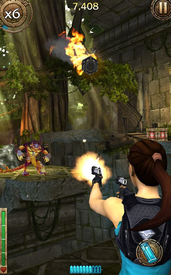 Lara Croft: Relic Run - Screenshots - Bild 11