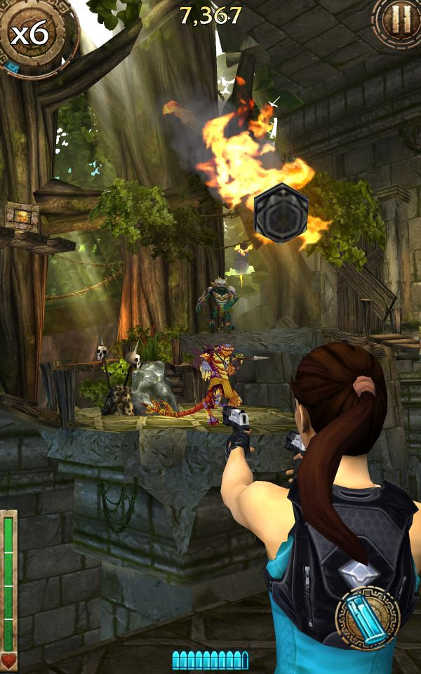 Lara Croft: Relic Run - Screenshots - Bild 10