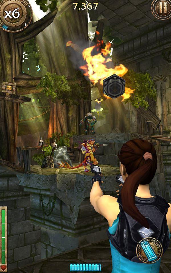 Lara Croft: Relic Run - Screenshots - Bild 10