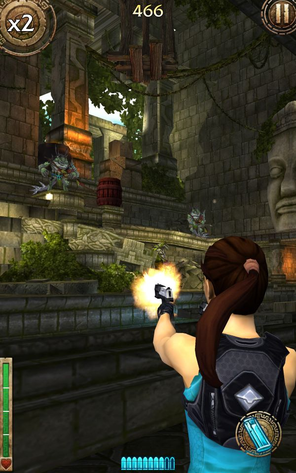 Lara Croft: Relic Run - Screenshots - Bild 9
