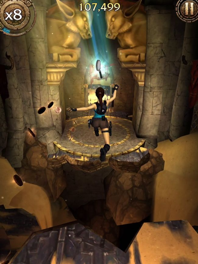 Lara Croft: Relic Run - Screenshots - Bild 25