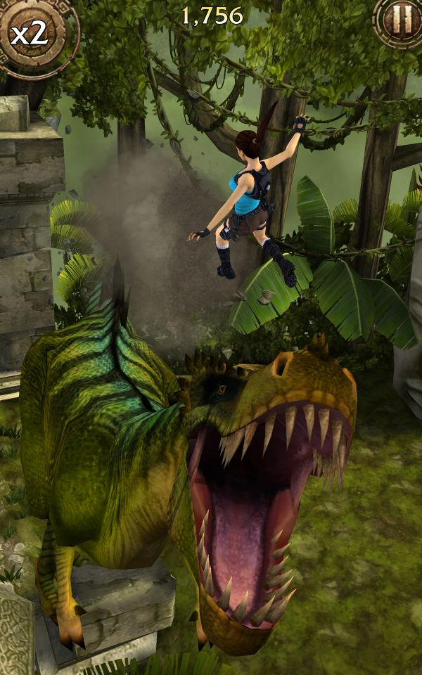 Lara Croft: Relic Run - Screenshots - Bild 7