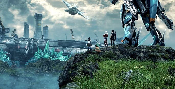 Xenoblade Chronicles X - Special
