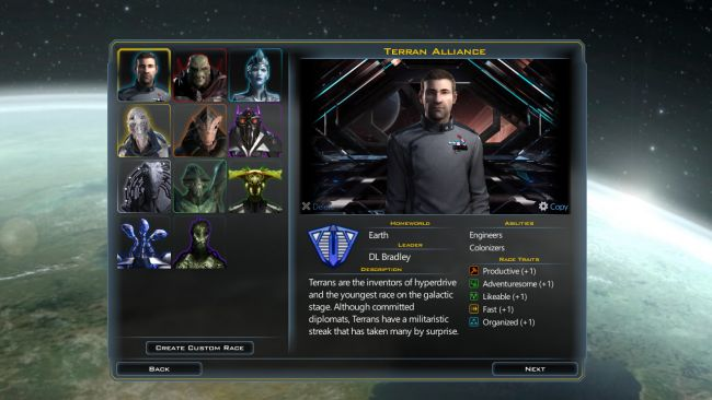 Galactic Civilizations III - Screenshots - Bild 12