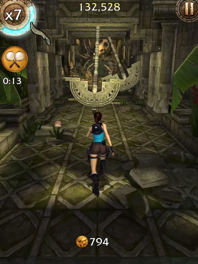 Lara Croft: Relic Run - Screenshots - Bild 21