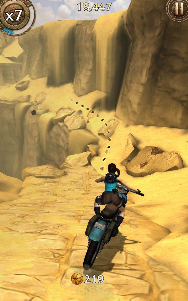 Lara Croft: Relic Run - Screenshots - Bild 12
