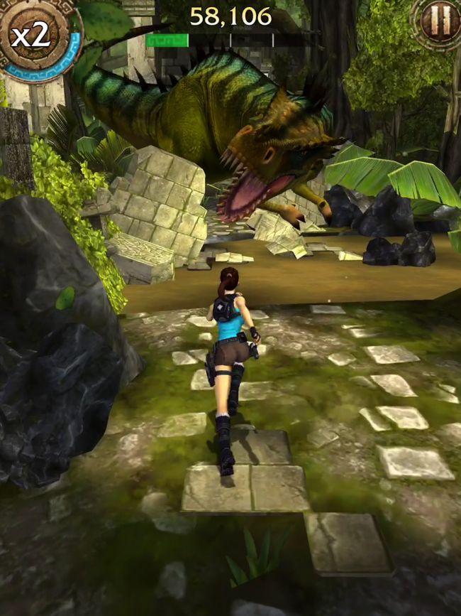 Lara Croft: Relic Run - Screenshots - Bild 18