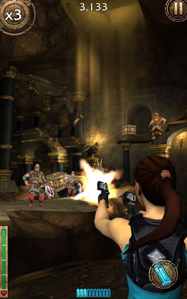 Lara Croft: Relic Run - Screenshots - Bild 13