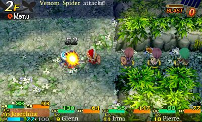 Etrian Mystery Dungeon - Screenshots - Bild 6