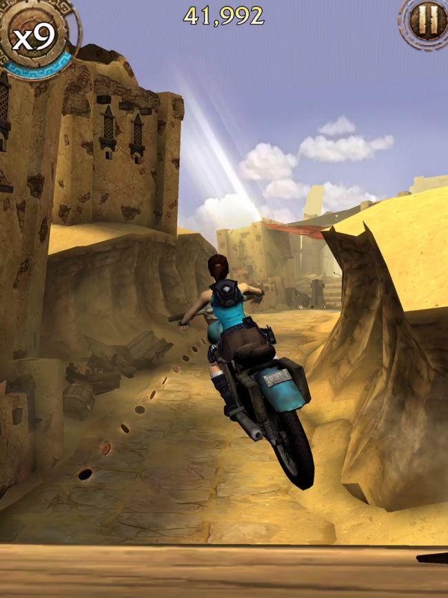Lara Croft: Relic Run - Screenshots - Bild 22
