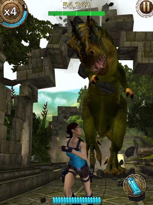 Lara Croft: Relic Run - Screenshots - Bild 17