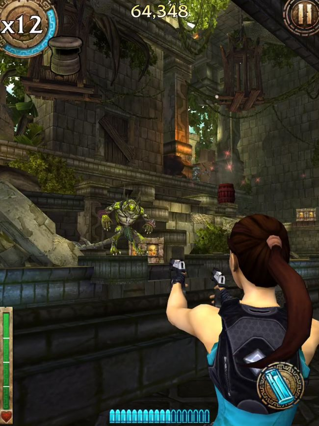 Lara Croft: Relic Run - Screenshots - Bild 19