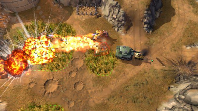 Victory Command - Screenshots - Bild 4