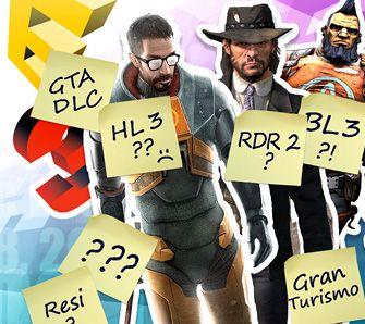 Top-E3-Ankündigungen - Special