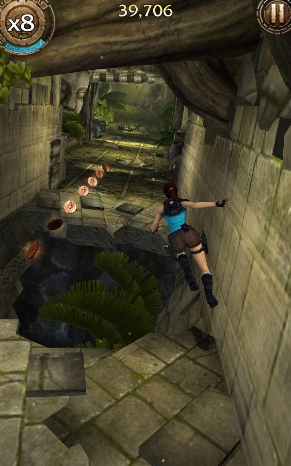 Lara Croft: Relic Run - Screenshots - Bild 4