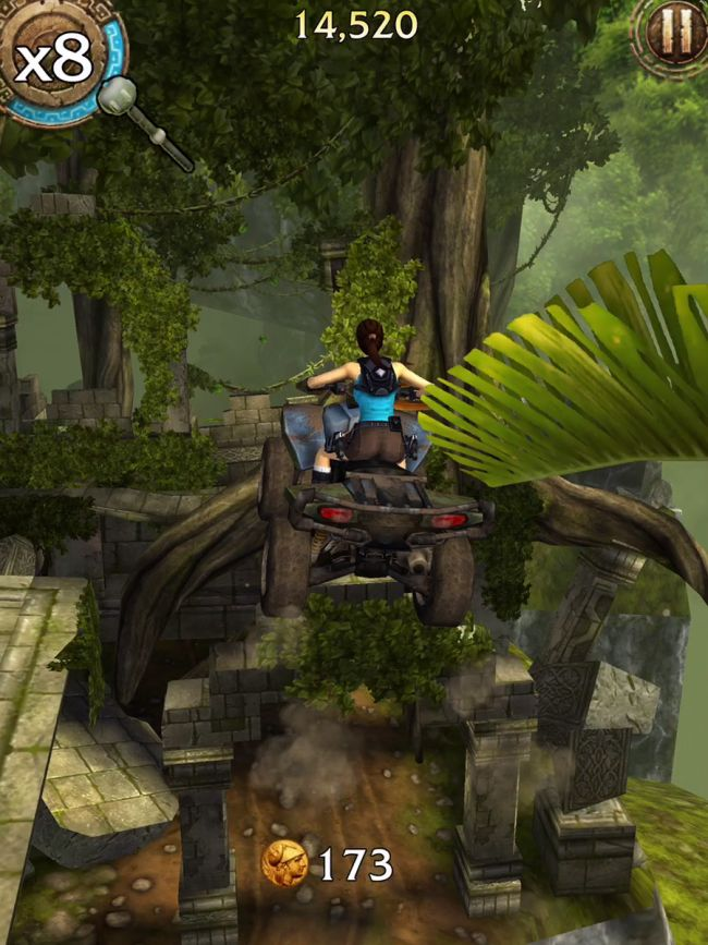 Lara Croft: Relic Run - Screenshots - Bild 15