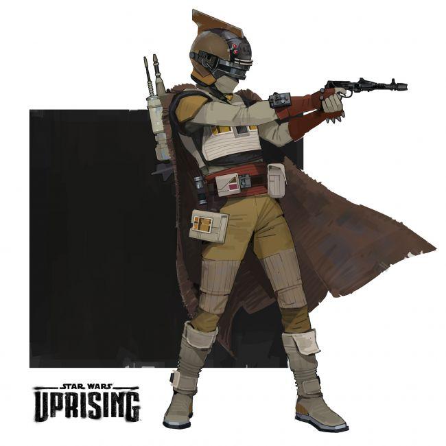 Star Wars: Uprising - Artworks - Bild 4