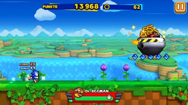 Sonic Runners - Screenshots - Bild 7