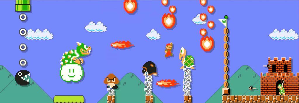 Super Mario Maker: E3-Screenshots - Screenshots von Gameswelt