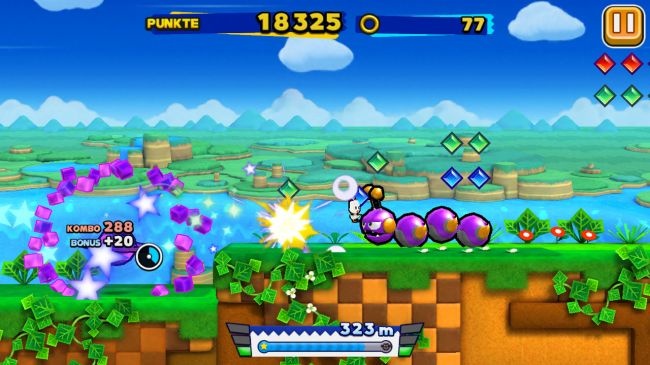 Sonic Runners - Screenshots - Bild 5
