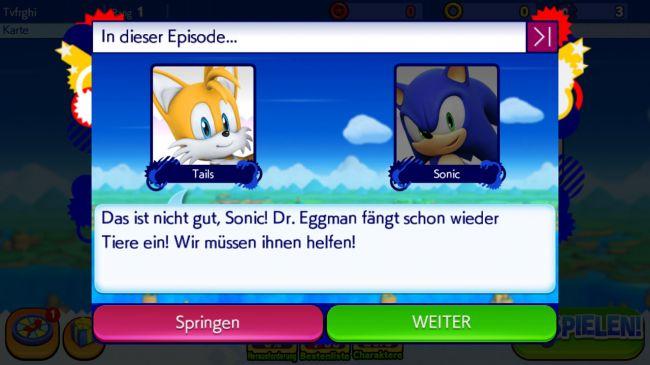 Sonic Runners - Screenshots - Bild 2