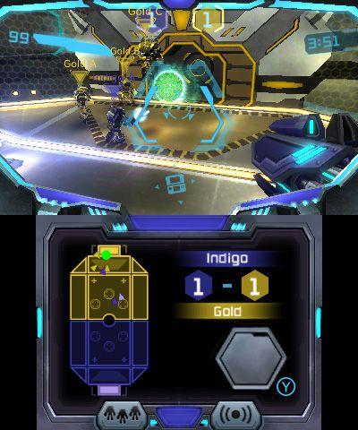 Metroid Prime: Federation Force - Screenshots - Bild 9