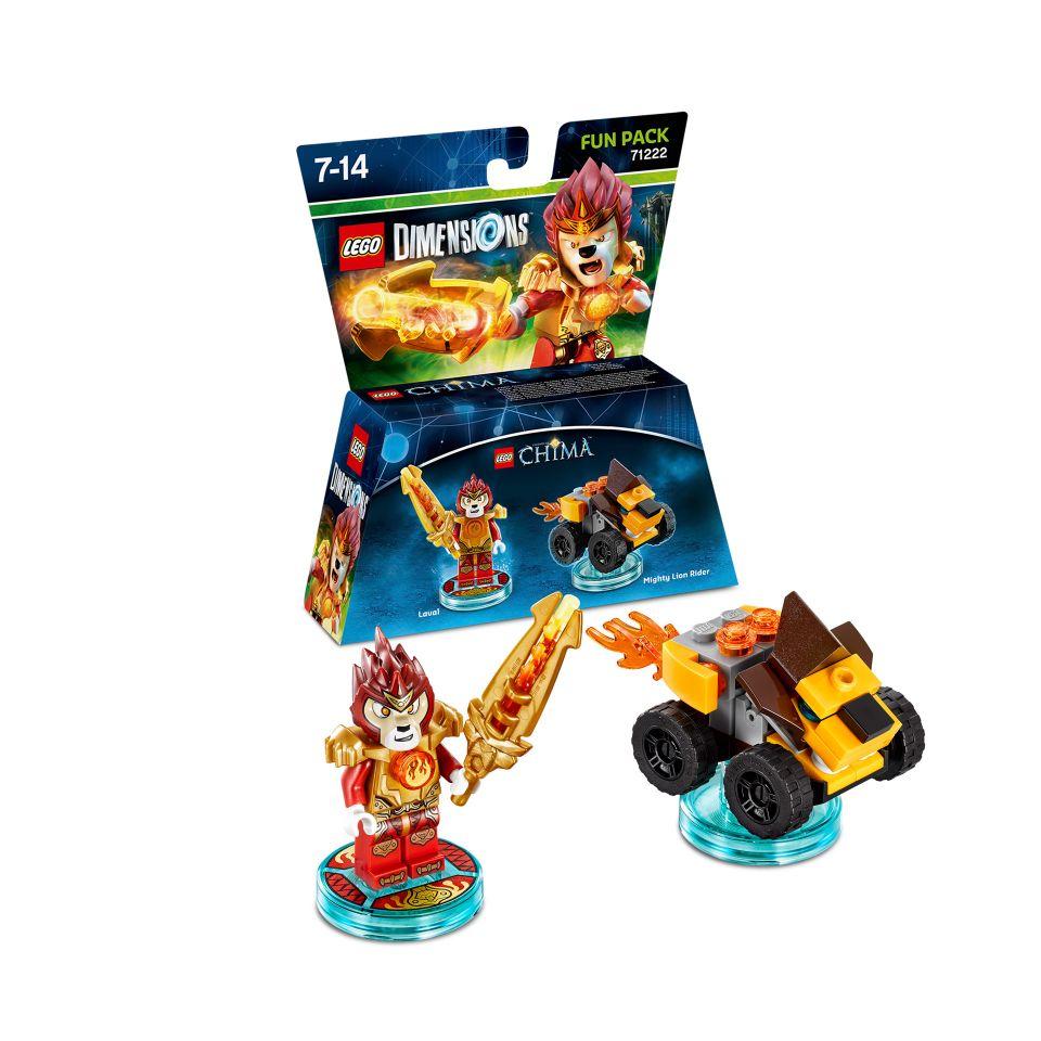 Lego Dimensions Enthaltenes Toy Pad Fungiert Als Weiterer