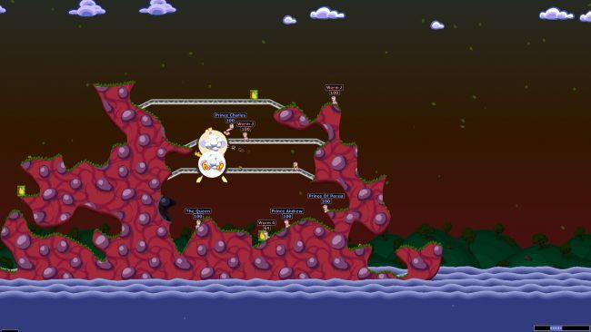 Worms World Party Remastered - Screenshots - Bild 4