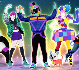 Just Dance 2016 - Test