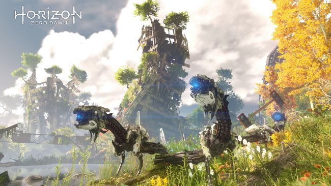 Horizon: Zero Dawn - Screenshots - Bild 7