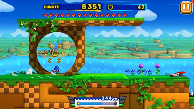 Sonic Runners - Screenshots - Bild 9